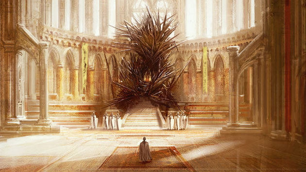 """Game of Thrones"" dessiné par un Annécien"