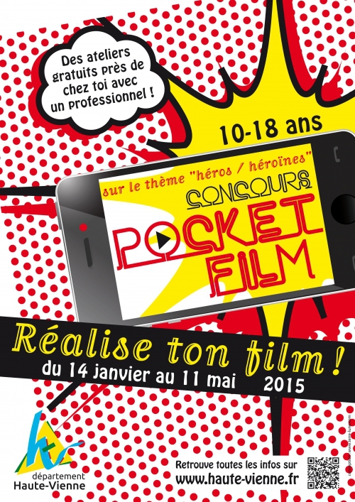 Ateliers - Concours pocket film