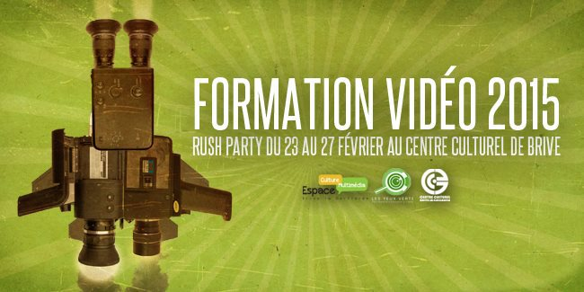 « RUSH PARTY»