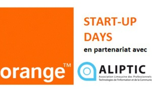 Orange organise les Start-up Days en Limousin!